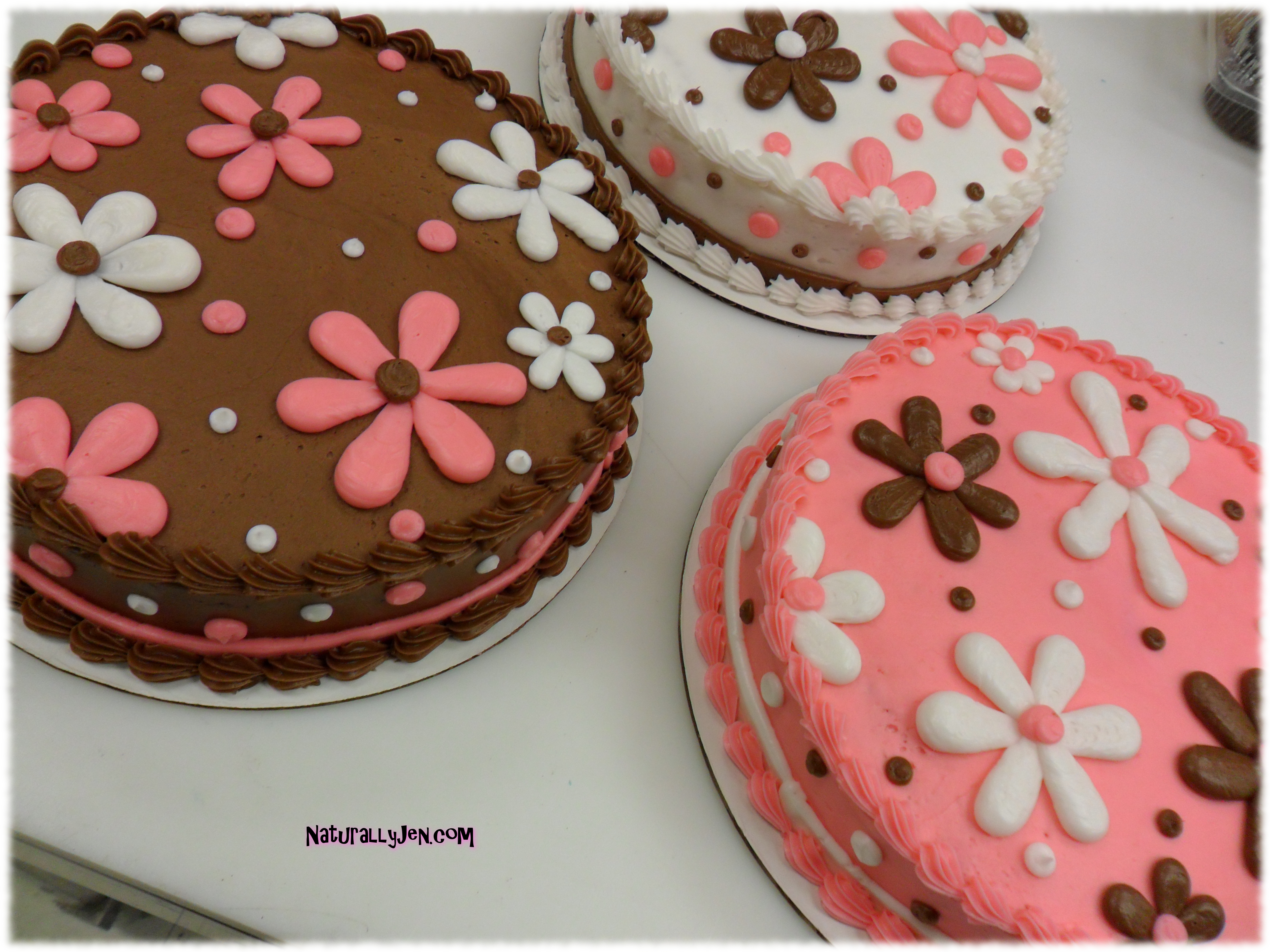 Spring Time Cake Decorating Ideas Baby Shower