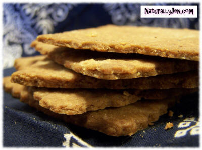 Homemade Graham Cracker Cookies