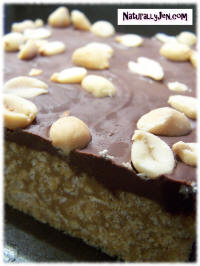 Vegan Special K Bars By Naturally Jen